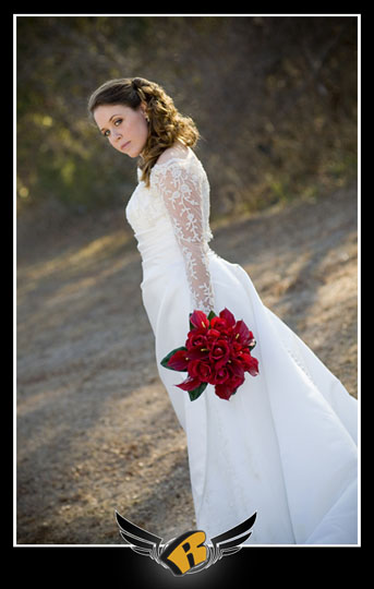 Meg's bridal portraits in round rock, texas