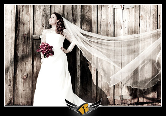 bridal portrait in round rock, tx