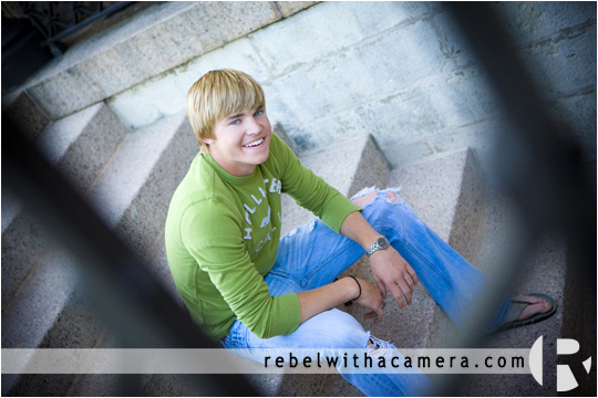 Blake's senior pictures at the texas state capital in austin, Texas
