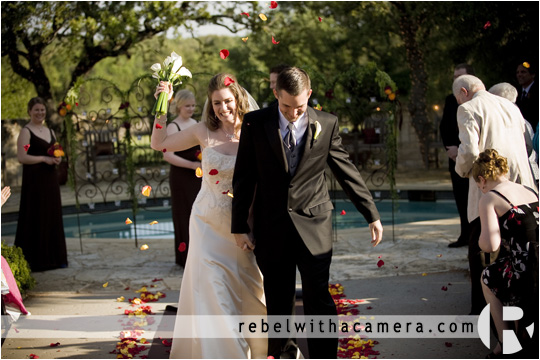 Raina and Jason's wedding photos from Hamilton 12 in Austin, Texas