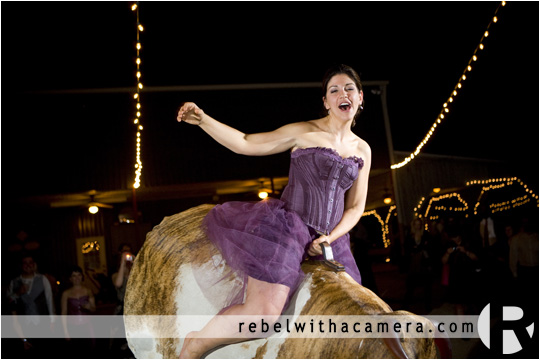 Wild and crazy wedding in Columbus Texas for Bret and Estella.