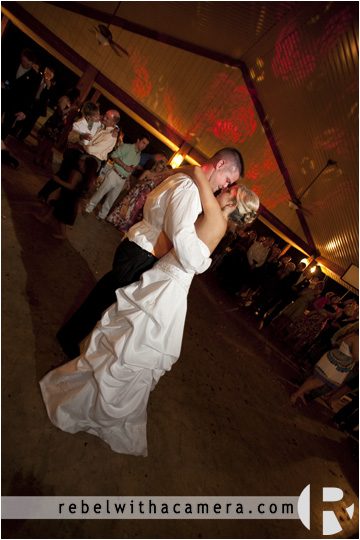 Cyndi and Justin's fabulous wedding photographs at Star Ranch in Hutto Texas near Austin, Texas.