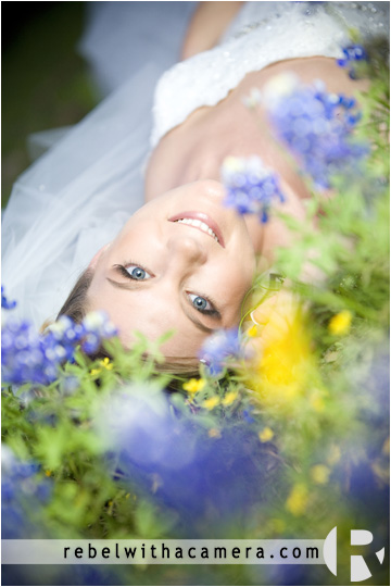 Very fresh and fun bridal photography session with ashley in flatonia, TX.  These are some of the best austin, tx bridal portraits I've ever shot.