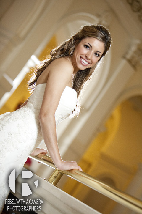 hot bridal portraits at the texas capital in austin, texas.  Megan was an amazing bride and had a smile that radiated in all of her bridals at the Texas capital.